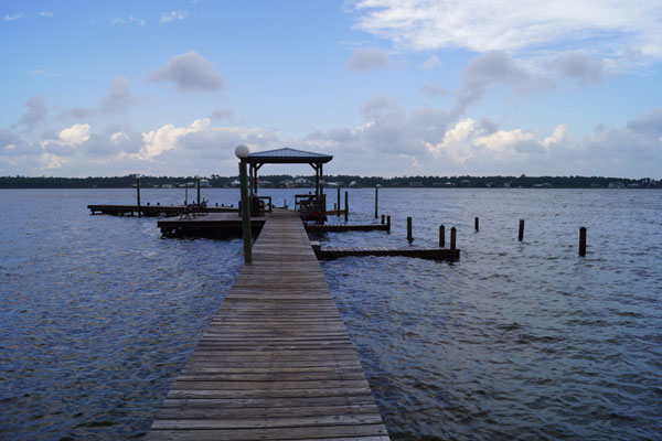 Fishing and boat dock for Surf fishing gulf shores